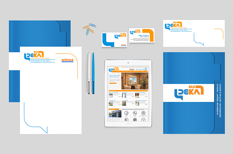 Architectural Company Branding & Website